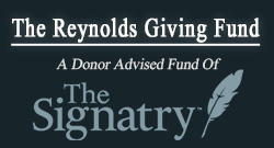The Reynolds Giving Fund